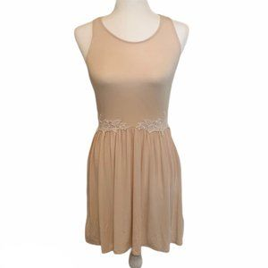 Urban Outfitters Kimchi Blue Light Pink Dress